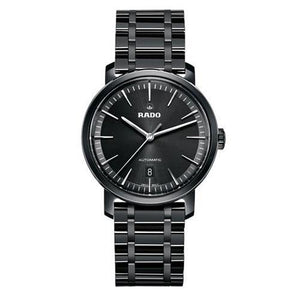 DiaMaster Gents Black Automatic