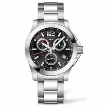 Load image into Gallery viewer, Longines Conquest Gents Chronograph - Rocks Jewellers
