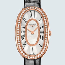 Load image into Gallery viewer, Symphonette Ladies Rose Gold with MOP &  Diamonds