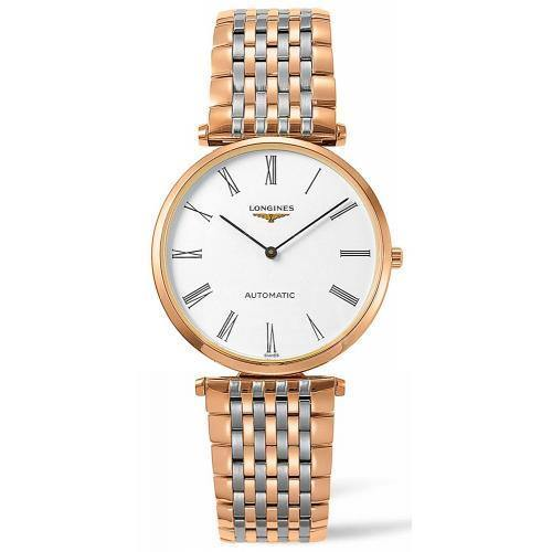 La Grande Gents Two Tone Rose Gold Automatic