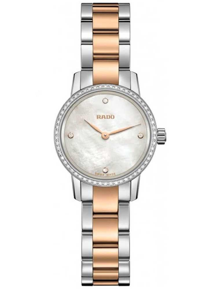 C-Classic Two Tone Rose Gold