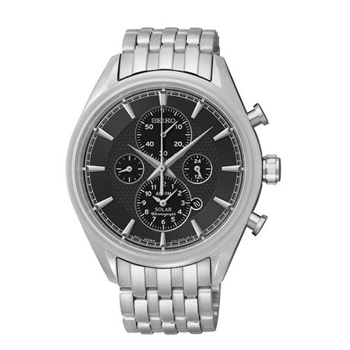 Solar Gents Chronograph