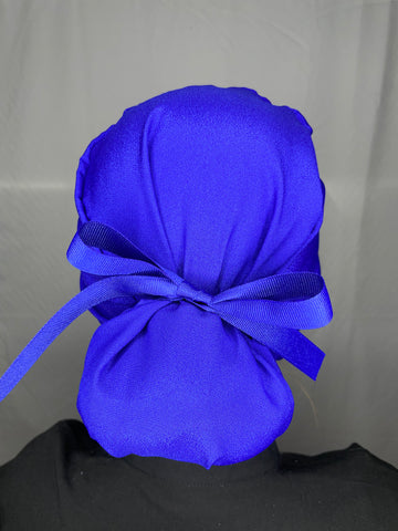 Royal Blue Satin - SNIPSxMontana