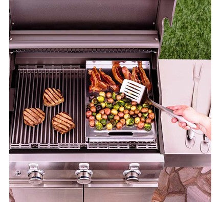 Saber Grills Stainless Steel EZ Griddle