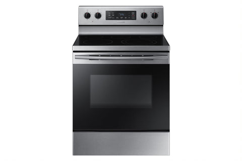Samsung Stainless 5.9 CU.FT Ceran Top Range