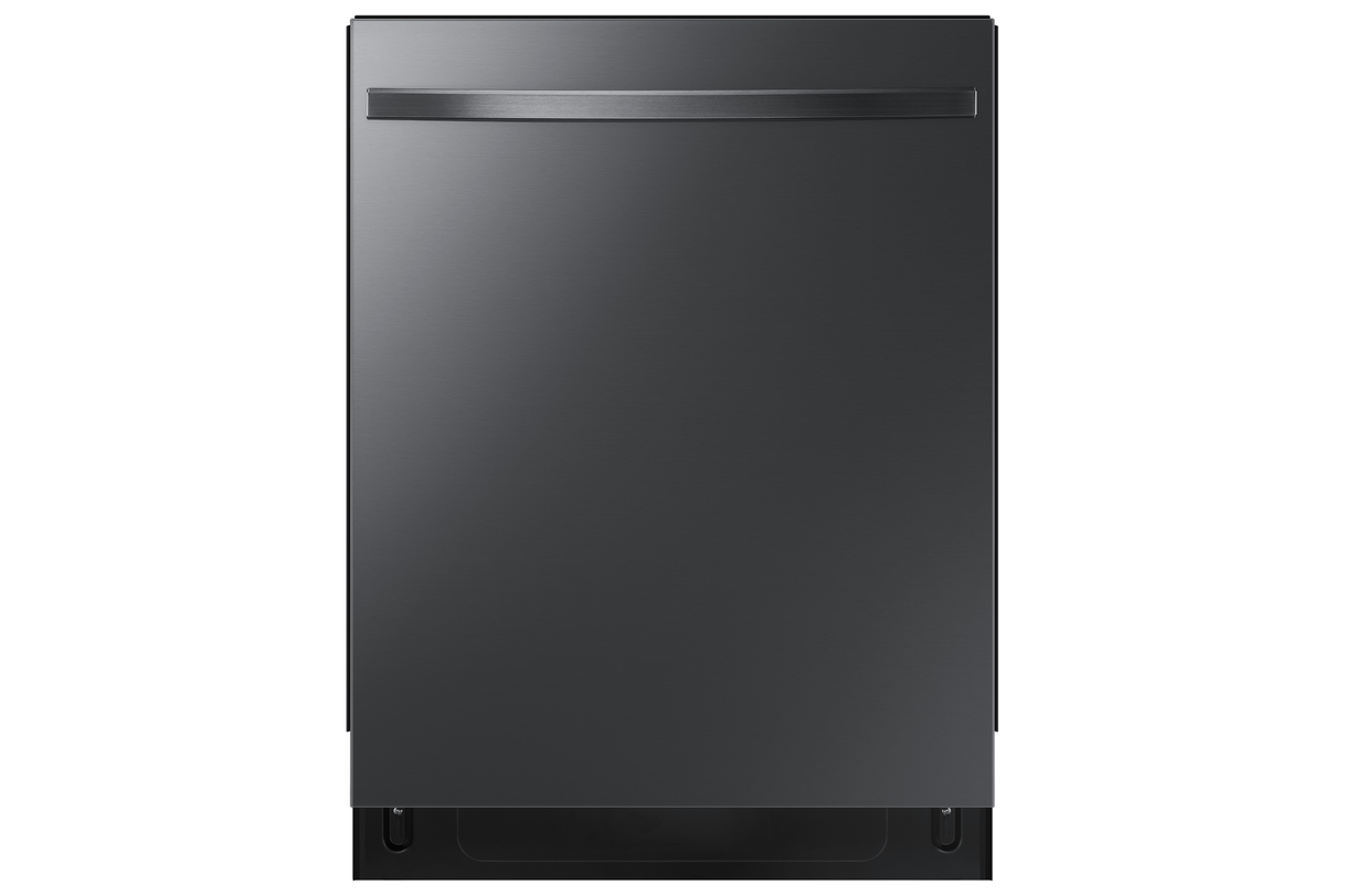 Samsung Black Stainless 3 Level Dishwasher With Storm Wash