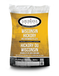 Louisisana Grills Hickory 40LB Bag Wood Pellets