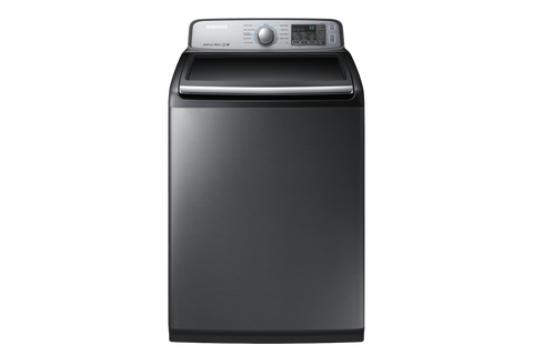 Samsung Platinum 5.8 CU.FT Top Load Washer