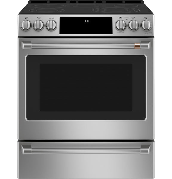 GE Cafe Stainless Convection Range