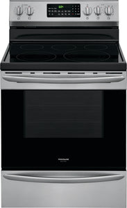 Frigidaire Gallery Stainless Convection Range, With Air Fry