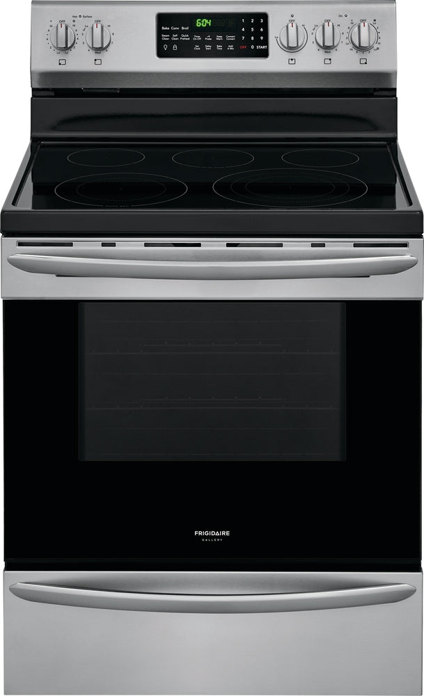 Frigidaire Gallery Stainless Convection Range