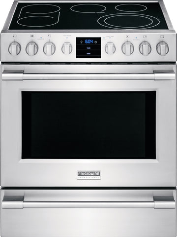 Frigidaire Professional Stainless Slide In Range