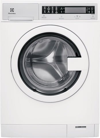 "Electrolux White 24"" Steam Compact Washer"