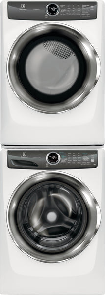 Electrolux White 5.0 CU.FT Steam Front Load Washer