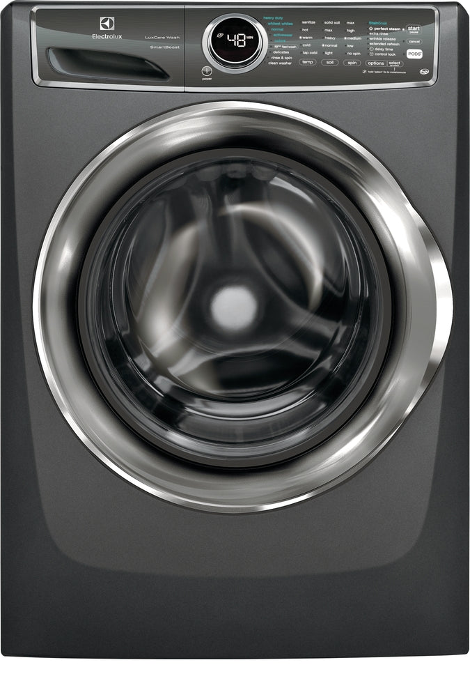 Electrolux Titanium 5.1 CU.FT Steam Front Load Washer