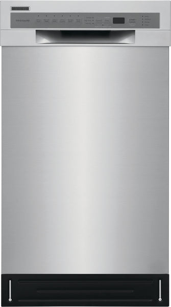 "Frigidaire Stainless 18"" Dishwasher"