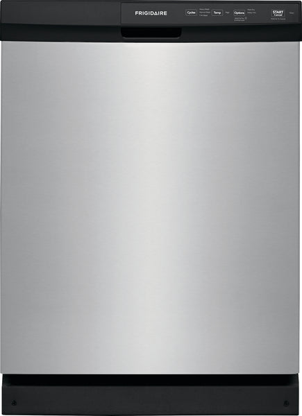 Frigidaire Stainless 3 Cycle Dishwasher