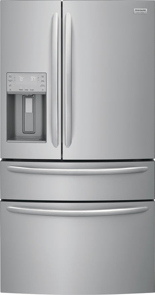 Frigidaire Gallery Stainless 21.8 CU.FT Counter Depth Fridge
