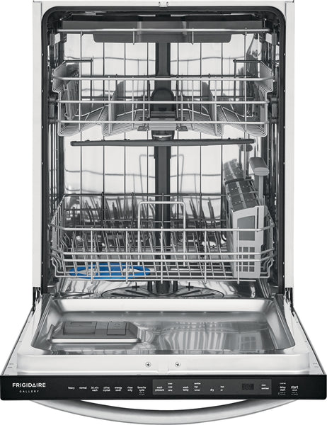 Frigidaire Gallery Stainless 3 Level Dishwasher