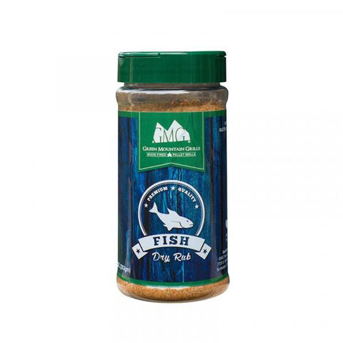 Green Mountain Grills Fish Dry Rub