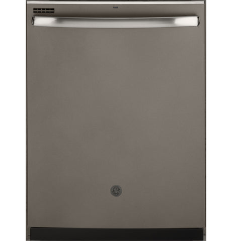 GE Slate Hidden Control Dishwasher