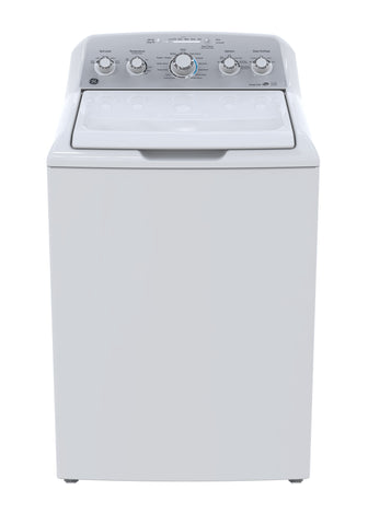 GE White 4.9 CU.FT Top Load Washer