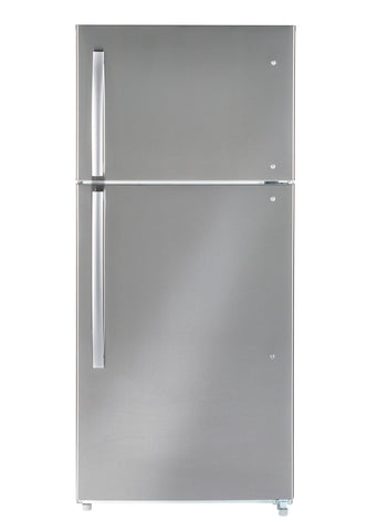 Moffat Stainless 18 CU.FT Fridge