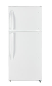 Moffat White 18 CU.FT Fridge