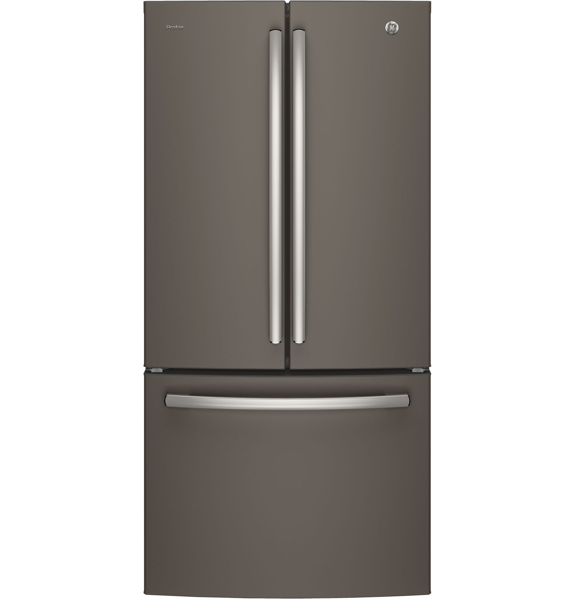 GE Profile Slate 25 CU.FT Fridge, With Internal Water/Ice