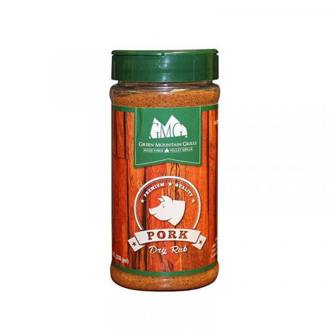 Green Mountain Grills Pork Dry Rub