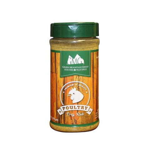 Green Mountain Grills Poultry Dry Rub