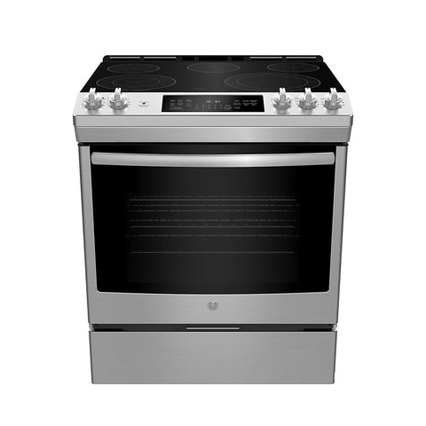 GE Stainless Convection Slide In Range
