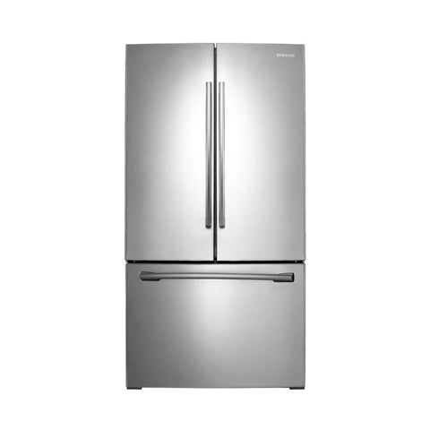 "Samsung Stainless 36"" Wide 25.5 CU.FT Fridge"