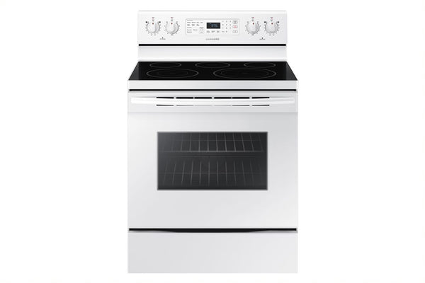Samsung White 5.9 CU.FT Convection Range