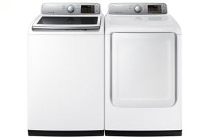 Samsung White 7.4 CU.FT Dryer