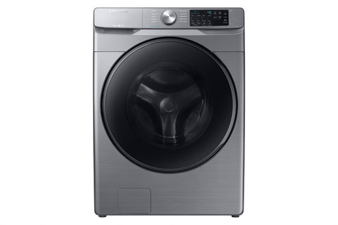 Samsung Platinum 4.5 CU.FT Front Load Steam Washer