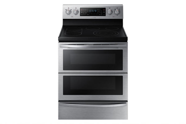 Samsung Stainless 5.9 CU.FT Flex Duo Convection Range