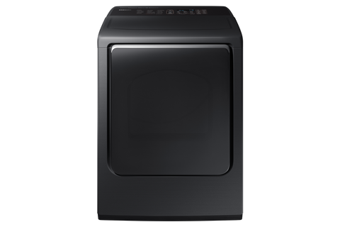 Samsung Black Stainless 7.4 CU.FT Steam Dryer