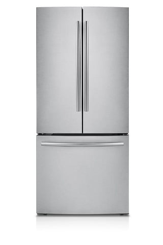 "Samsung Stainless 30"" Wide 21.6 CU.FT Fridge"