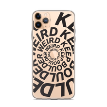Load image into Gallery viewer, Haas Spiral iPhone Case