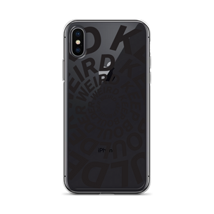 Haas Spiral iPhone Case