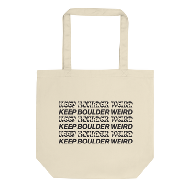KBW Stacked Tote Bag