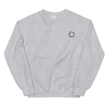 Load image into Gallery viewer, KBW Hippie Embroidered Sweatshirt
