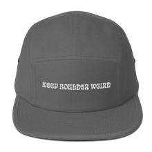 Load image into Gallery viewer, KBW Hippie Five Panel Cap