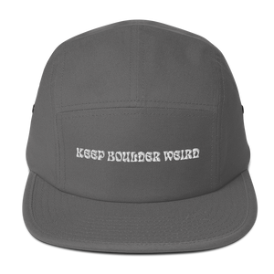 KBW Grey Five Panel