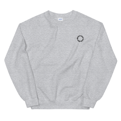 KBW Haas Circle Embroidered Sweatshirt