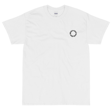 KBW Haas Circle Embroidered T-shirt