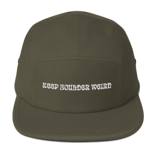 KBW Hippie Five Panel Cap