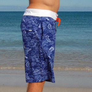 Men's Surfer Boardies: Sea Dragons