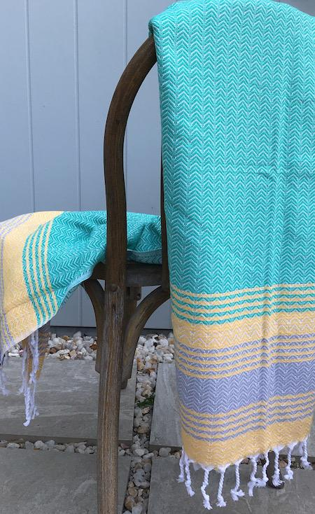 Shore Turkish Towel